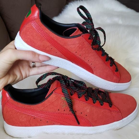 wholesale dealer a87d6 efc4c 🔥SALE🔥Puma suede shoes.